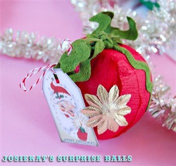 Christmas Surprise Ball