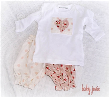 Shabby Dots Bloomer Set