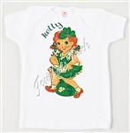 Retro Jig Irish Dancer Vintage Tee