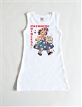 Patriotic Princess Vintage Tank Dress