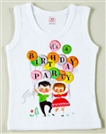 Retro Birthday Party Vintage Tee