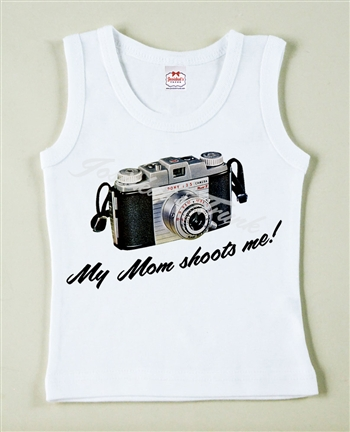Camera Vintage Tee Photography