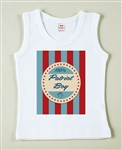 4th of July Tee Patriot Boy Vintage Tee